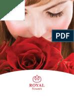 Royal Flowers Catalog