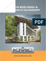 Green Buildings Controls Glossary SB046F