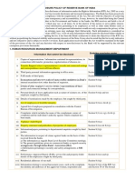 RBI RTI Database