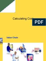 2 Calculating Cost