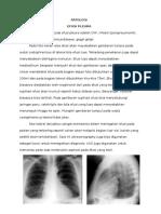 Efusi Pleura Pneumotorax IPF