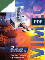 Brochure Manifold 2 Valves Rev.00