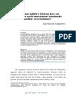 O Sistema Do Aquifero Guarani e Os Interesses Americanos.