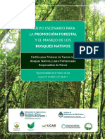 Cartilla Bosques Nativos