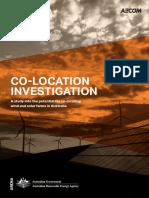 AECOM Wind Solar Co Location Study 1