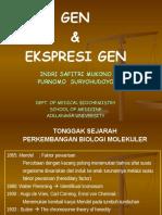 BM 2 - Gen & Ekspresi Gen (Prof Indri)