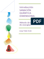 Sanacion Quantica Dimensional - Vinals Giralt, Josep