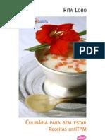 8194338 Culinaria Para Bem Estar Receitas AntiTPM COM IMAGENS
