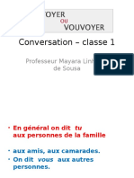 Conversation Classes