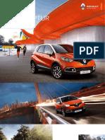 Renault Captur CH IT Brochure