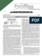Jurisprudencia Nro 1000 27-01-2016 Tribunal Fiscal