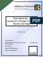 CE121F_FieldWork1