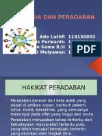 Kel.2 ISBD Dinamika Problematika Peradaban Manusia