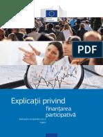 Finantarea participativa
