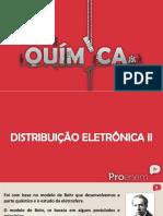 Estudo Da Eletrosfera Distribuicao Eletronica
