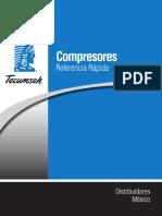 TR-101 MEX Quick Select Compressors ES 0915