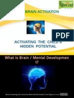 Mid Brain Activation for Children