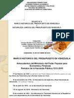 Marco Juridico Del Presupuesto