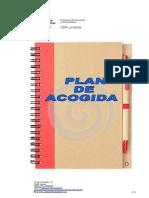 Modelo Plan de Acogida 16-17 La Goleta