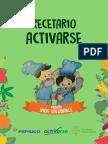 Recetario Activarse Nov 2016