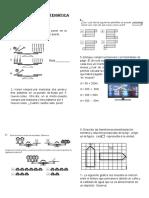 Prueba de Matemática_Segudo