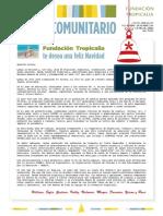 Boletín Comunitario 33