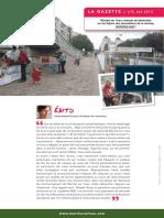 Gazette n°5 ete2013