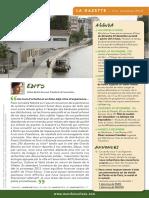 Gazette n°4 automne2012