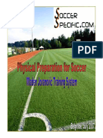 Physical Preparation for Soccer (Soccer Specific.com Version)