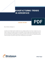 Additive Manufacturing Trends in Aerospace