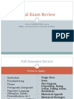 final exam review-2016