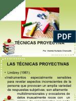 Sesion 1 DiapositivasTecnicas Proyectivas
