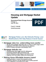 Housing and Mortgage Market Update 6-16-2010