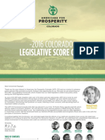 AFP-Colorado Scorecard 2016