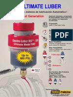 Ultimate Brochure Spanish