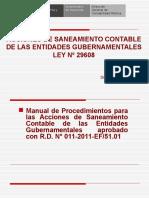 SANEAMIENTO_CUENTAS_PAGAR_COBRAR.ppt