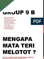 Pleno 2.3 Mg 1 Kelompok 9