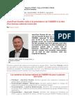 AEF Jean-Paul Charlez réélu à la présidence de l'ANDRH à la tête d'un bureau national renouvelé