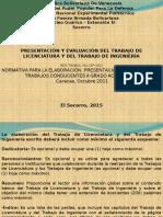 Taller Metodologico Investigacion 2015