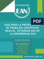 Guia APA presentacion de trabajos EAN.pdf