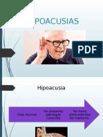 HIPOACUSIAS COMPLETA
