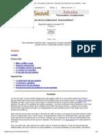 Michel Sauval - Artículos - Psicoanálisis e Instituciones - El Fracaso de Las Instituciones _psicoanalíticas_ - Parte 1
