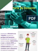 CARTILHA PORTARIA BENZENO