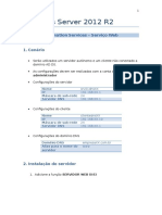 180521-Windows Server 2012 r2 - Iis - Serviço Web