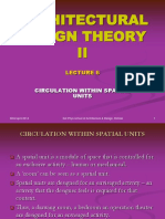 Lecture 6 Circulation Within Spatial Units