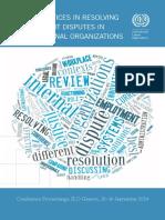 ILO ConferenceProceedings