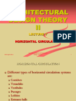 Lecture 7 Horizontal Circulation