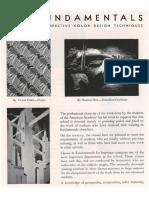 American Art Academy - Fundamentals - Segundo Catálogo