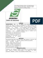 Tabla Comparativa Sena
