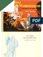 Os Dez Mandamentos - Emilio Freixas